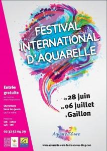 Aquarell'Eure 2014