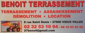 Benoit Terrassement